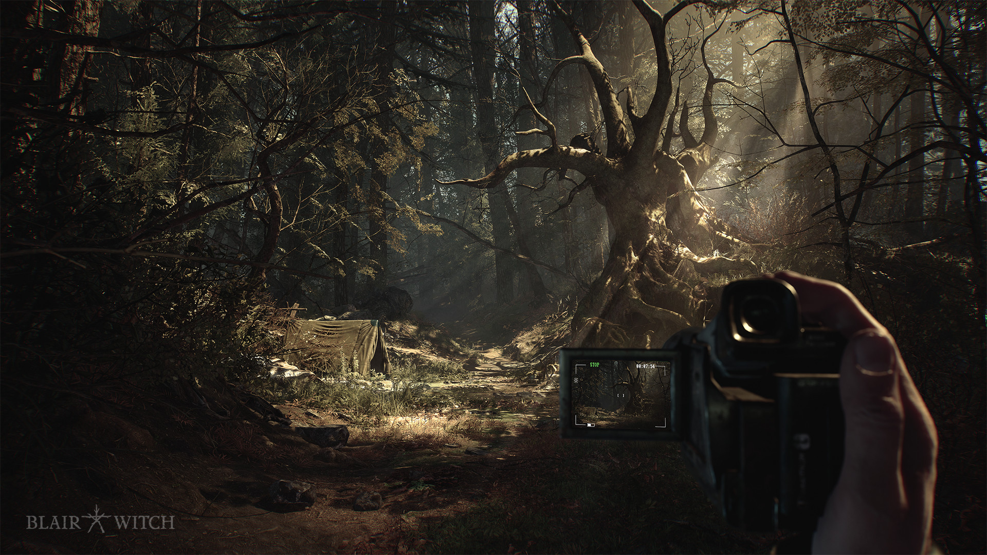 Blair Witch Im Test Der Gruseligste Waldspaziergang Aller Zeiten