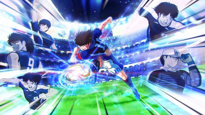 Captain Tsubasa Rise of New Champions: Anime-Fußballspiel angekündigt – Trailer und Bilder