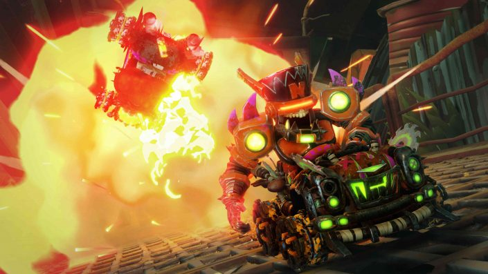 Crash Team Racing Nitro-Fueled: Hinweise auf eine PS5-Version verdichten sich
