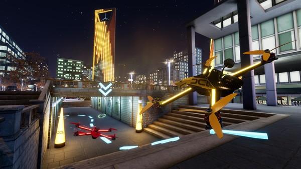 DCL – The Game: Drohnen-Rennsimulation veröffentlicht – Launch-Trailer