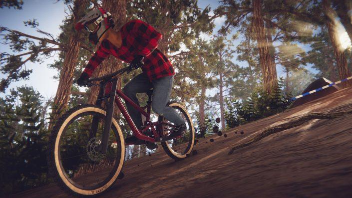 Descenders: Konsolen-Fassung des Extreme-Downhill-Biking-Titels kommt auch in den Handel