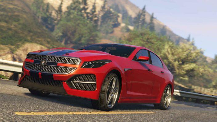 GTA Online: In dieser Woche mit dreifachen Belohnungen für Konkurrenzkämpfe und mehr