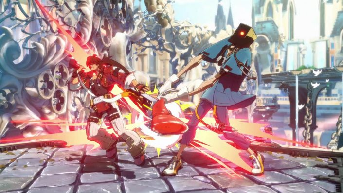 Guilty Gear Strive: Next-Gen-Upgrade und Cross-Play bestätigt