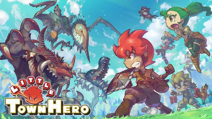 Little Town Hero: PS4-Version erscheint am Freitag – Launch-Trailer