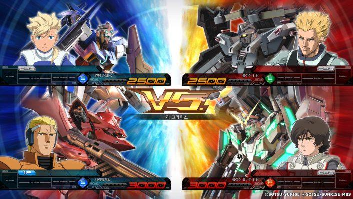 Gundam Extreme VS. Maxiboost ON: Termin, Trailer und Closed Beta Test-Anmeldung