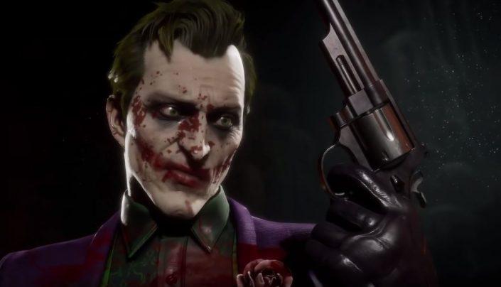 """Mortal Kombat 11: Die """"brutalste und gefährlichste Version"""" des Jokers"""