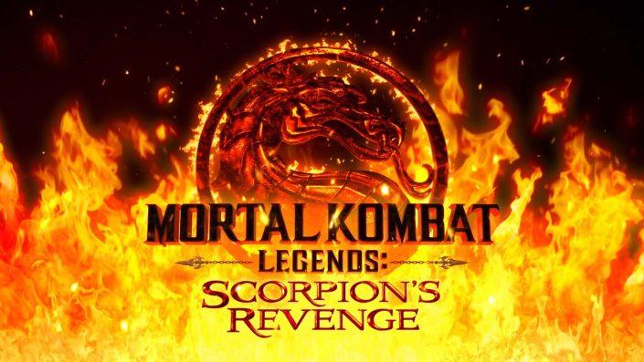 Mortal Kombat Legends Scorpion's Revenge: Erster Trailer zum Animationsfilm