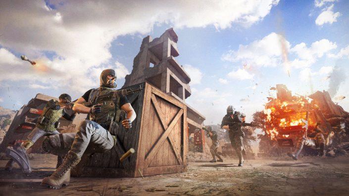 PUBG: Animationsserie zum Battle Royale-Shooter angekündigt