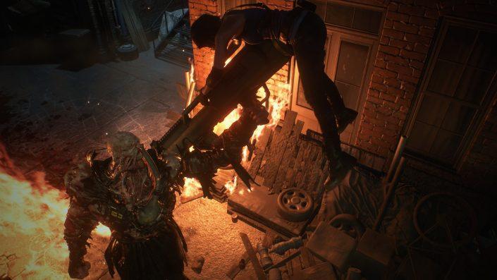 Resident Evil 3: Video zeigt hilfreiche Tipps – So überlebt ihr Nemesis
