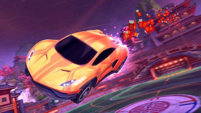 Rocket League: Heatseeker-Modus mit Termin und Trailer angekündigt