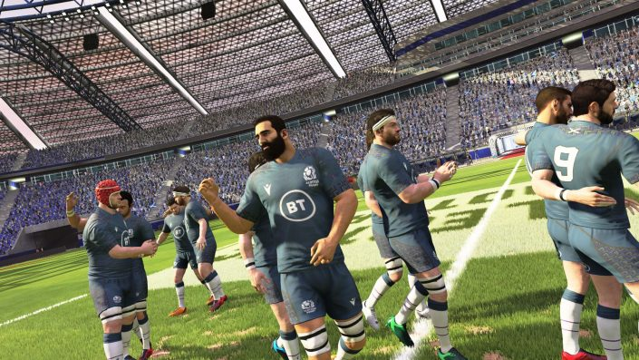 Rugby 20: Sportsimulation im Launch-Trailer