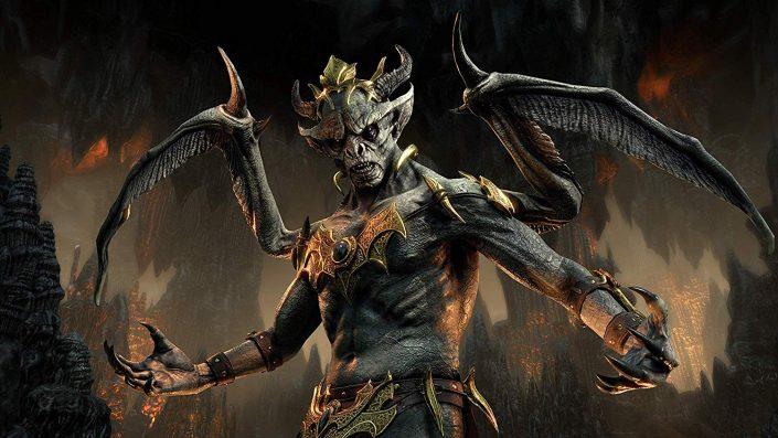 The Elder Scrolls Online Greymoor: Das dunkle Herz von Skyrim im neuen Trailer