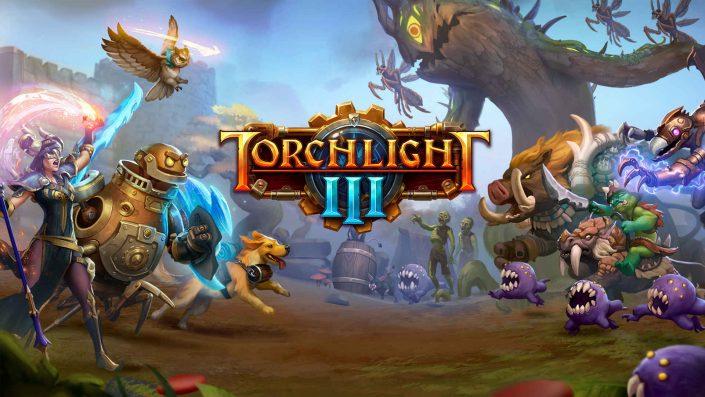 Torchlight 3: Neuer Name, neues Spielkonzept und Videomaterial