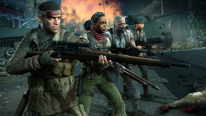 Zombie Army 4: Neues Update 1.04 behebt diverse Probleme