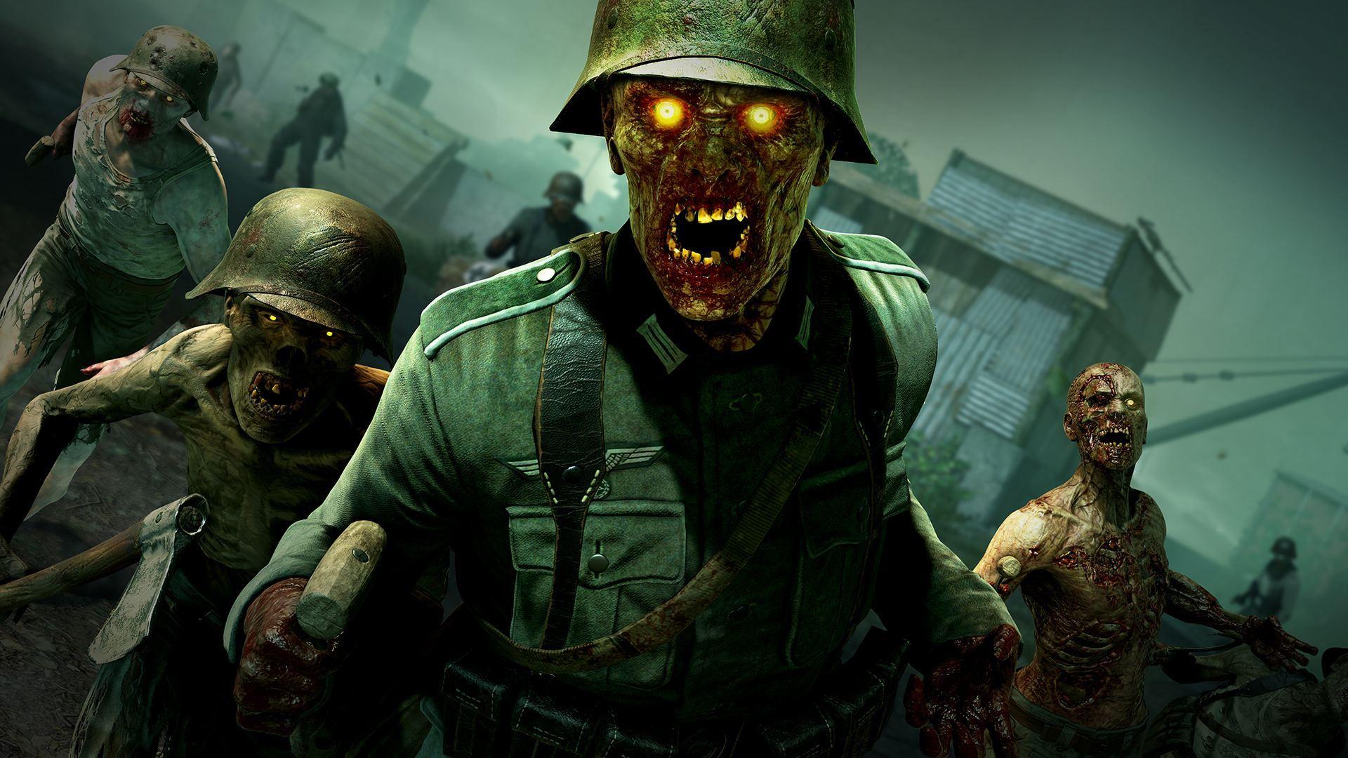Games-Charts: Zombie Army 4 im deutschen Handel meistverkauftes Xbox One-Spiel