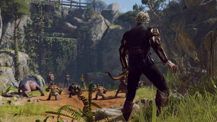 Baldur's Gate 3: Konsolen-Umsetzung denkbar – 90 Minuten Gameplay aus dem Rollenspiel