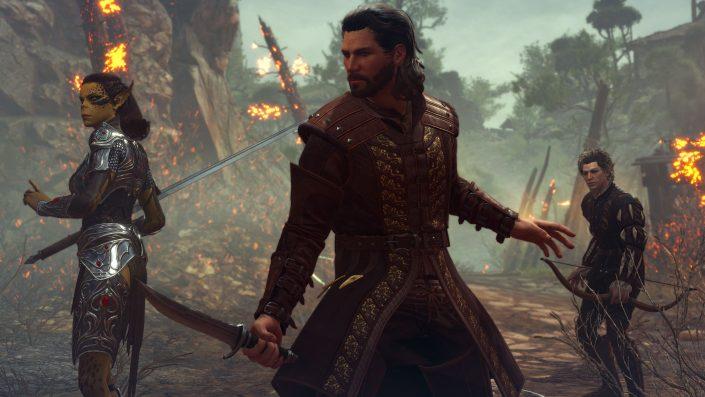 Baldur's Gate 3: Aufgrund technischer Einschränkungen – PS4 & Xbox One gehen wohl leer aus