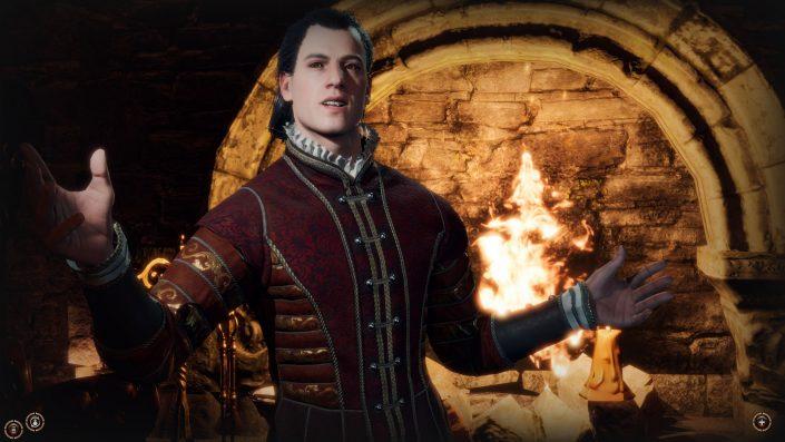 Baldur's Gate 3: Das Intro und frische Spielszenen zum Rollenspiel stehen bereit