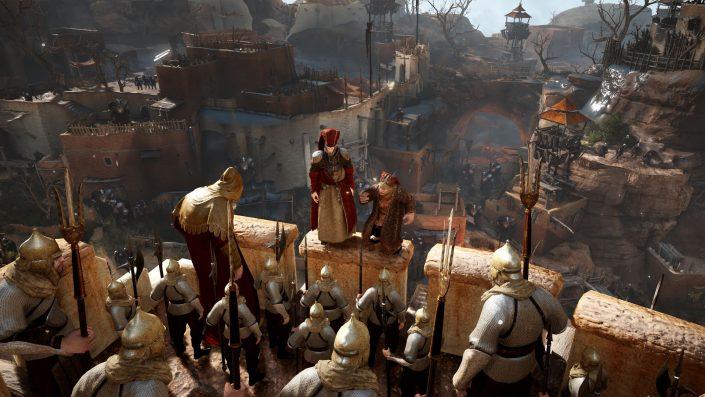 Black Desert: Crossplay für PS4 und Xbox One gestartet