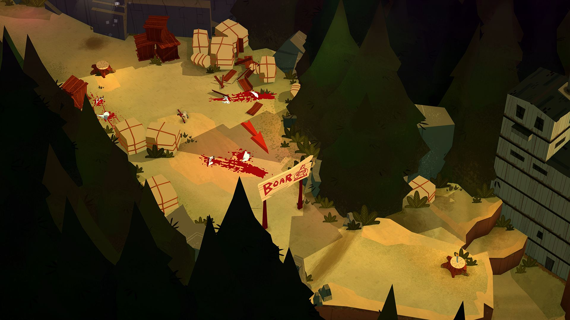 Bloodroots Screenshot_Level02