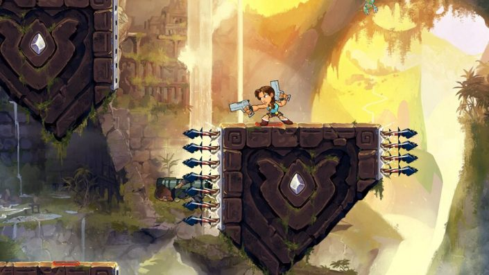 Brawlhalla: Tomb Raider-Crossover-Event mit Trailer angekündigt