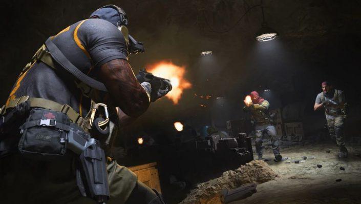 Call of Duty Modern Warfare: Exklusive PS4-Inhalte für Season 2