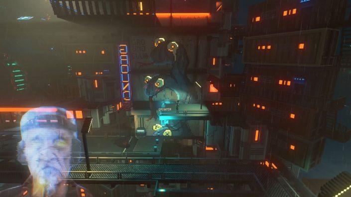 Cloudpunk: Voxel-Spiel bekommt First-Person-Perspektive