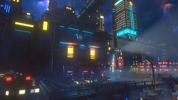 Cloudpunk: Sci-Fi-Abenteuer erscheint offenbar auch für die PS5