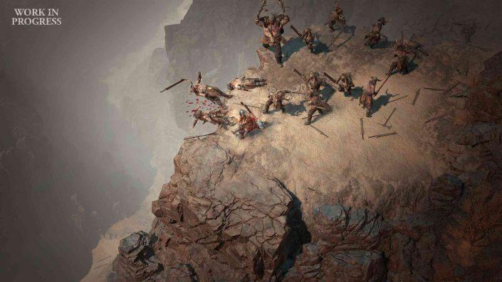 Diablo 4: Monsterfamilie der Kannibalen vorgestellt