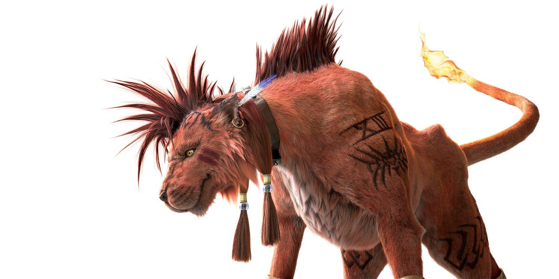 Final Fantasy VII Remake Render 5