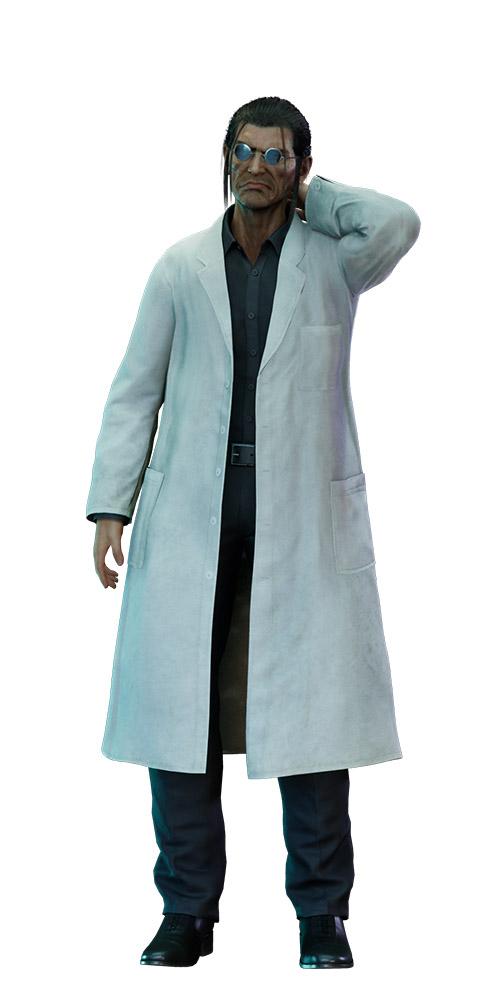 Final Fantasy VII Remake Render 6