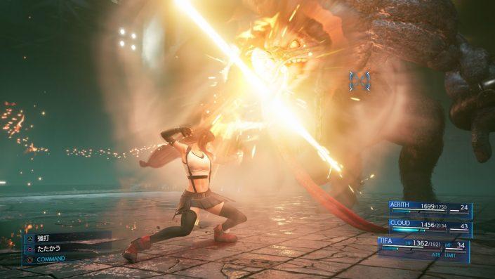 Final Fantasy VII: Remake mit neuen Enthüllungen über die Hauptfiguren