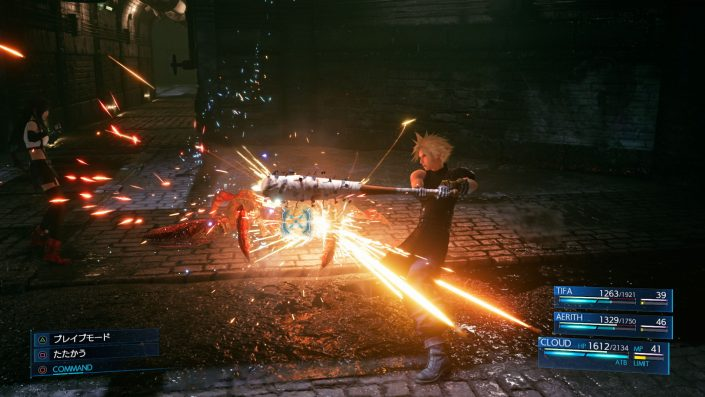 Final Fantasy 7: Part 2 in die Vollproduktion gestartet