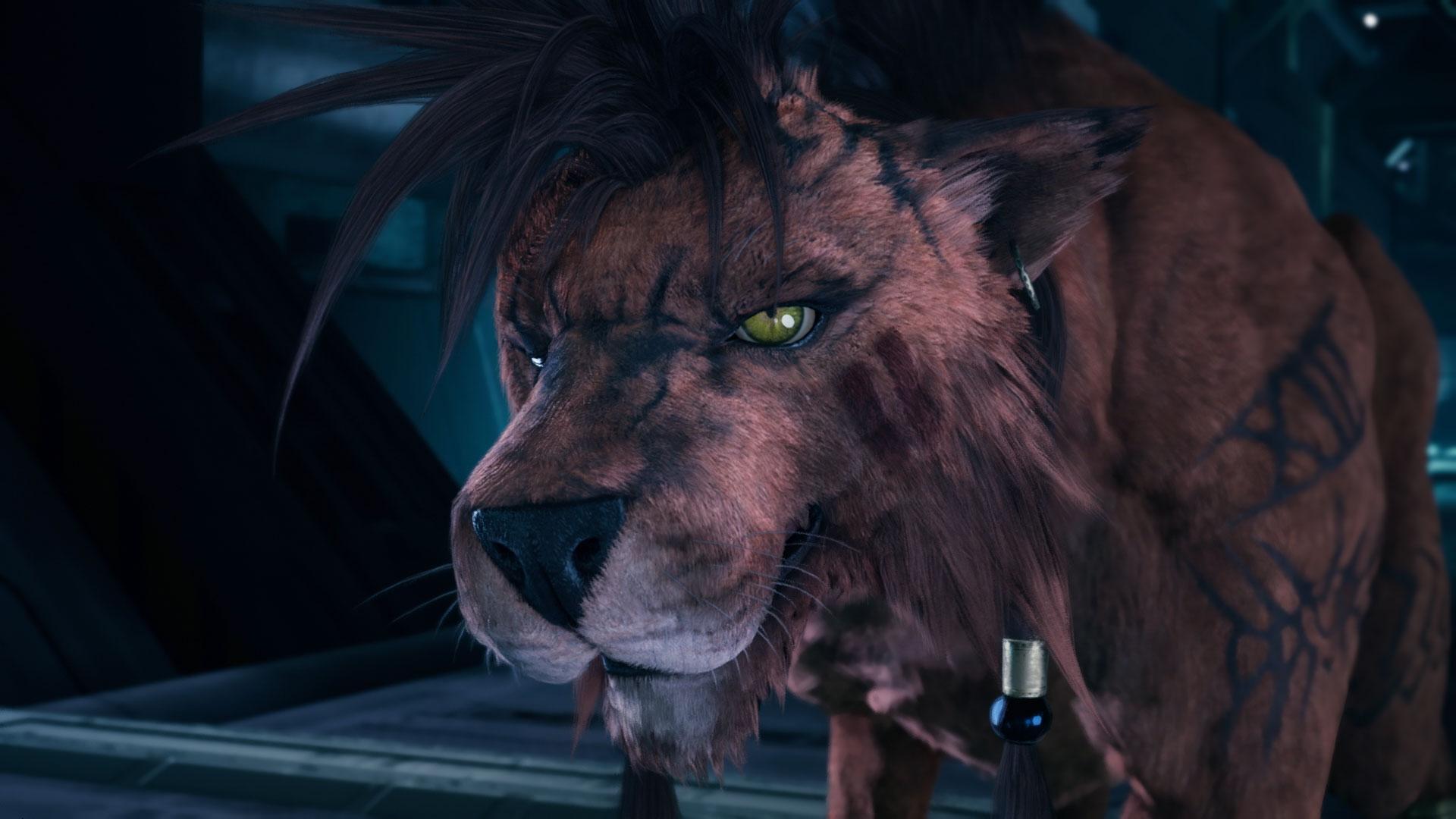 Final Fantasy VII Remake Screen 4