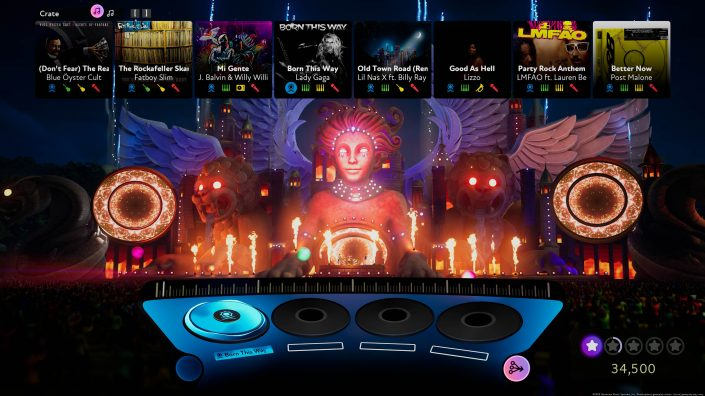 Fuser: Die Songliste der VIP-Edition vorgestellt