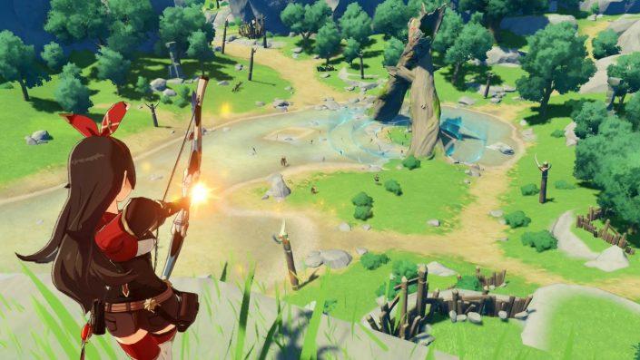 Genshin Impact: PS4-Version erscheint im Herbst – Neuer Trailer steht bereit