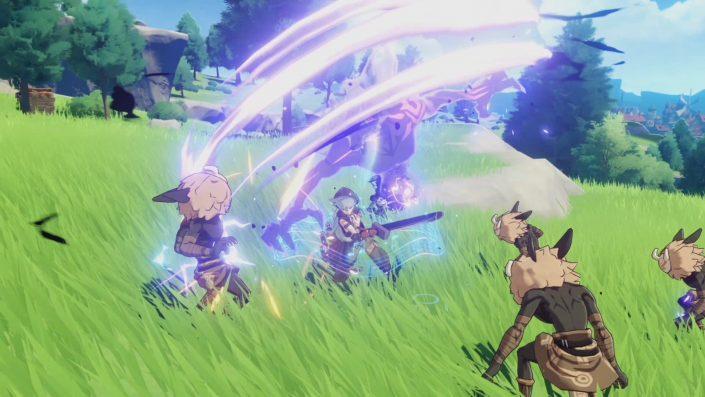 Genshin Impact: Geschlossene Beta startet nächste Woche auf PlayStation 4