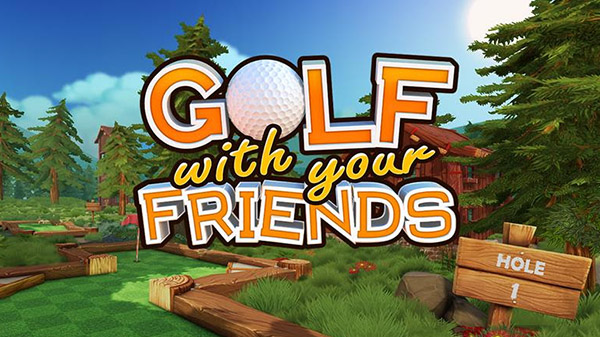 Golf With Your Friends: Der Releasetermin und ein frischer Trailer zur Vollversion