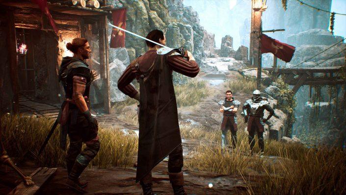 Gothic: Das Remake zeigt sich auf offiziellen Screenshots