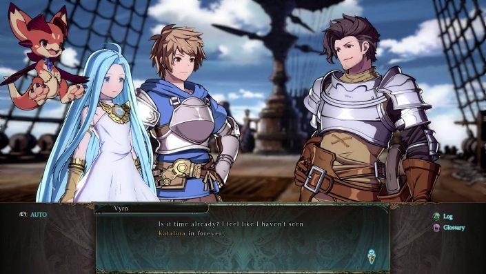 Granblue Fantasy Versus: Rollenspiel-Modus im Trailer präsentiert