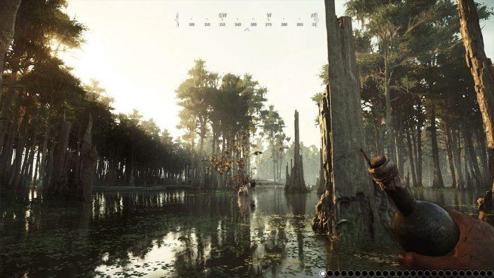 """Hunt Showdown: Neue Map """"DeSalle"""" vorgestellt – Trailer & Details"""