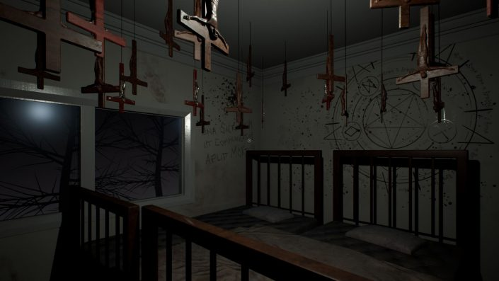 Infliction Extended Cut: Psycho-Horror auf der nächsten Stufe – Konsolen-Version für PS4, Xbox One und Switch veröffentlicht
