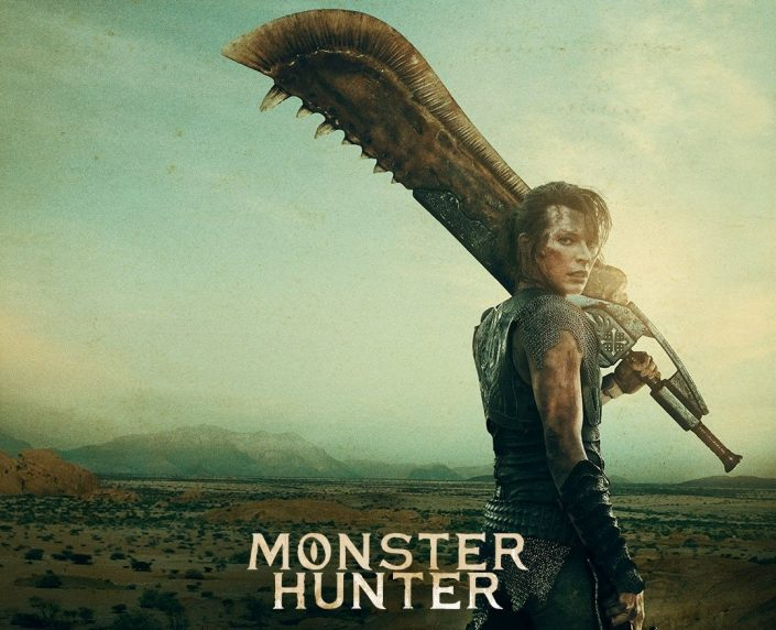 Monster Hunter Film: Kino-Poster mit Milla Jovovich und Tony Jaa