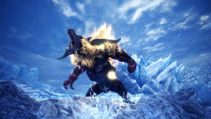Monster Hunter World Iceborne: Details zum Titel-Update 4 – Die Neuerungen im Changelog zusammengefasst