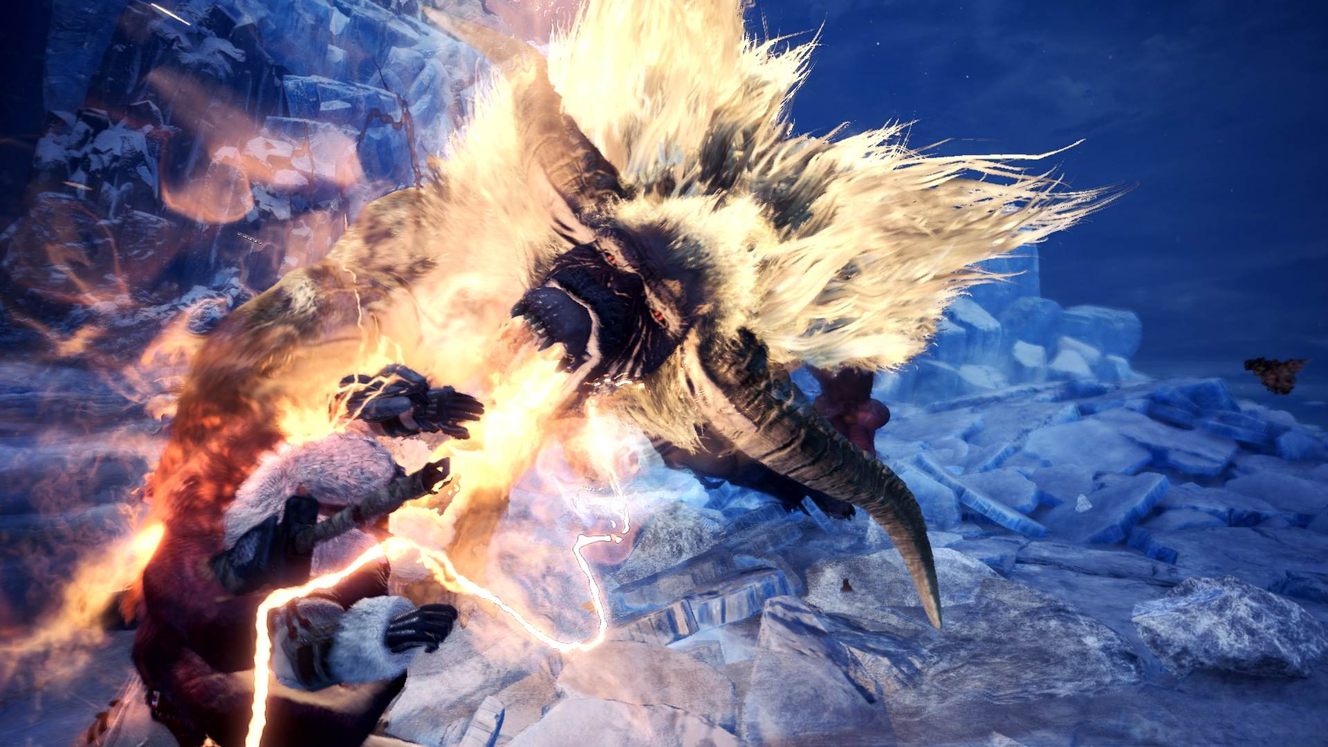 Monster Hunter World Iceborne – Title-Update 3 – Bild 2