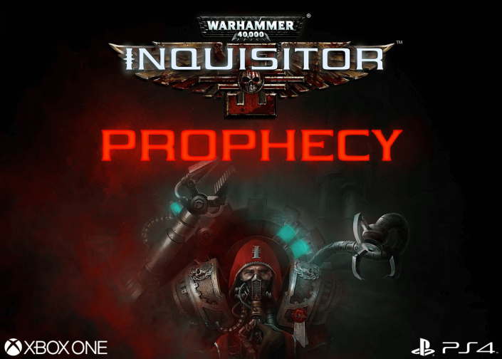 Warhammer 40.000 Inquisitor: Prophecy-Erweiterung jetzt für PS4 und Xbox One verfügbar