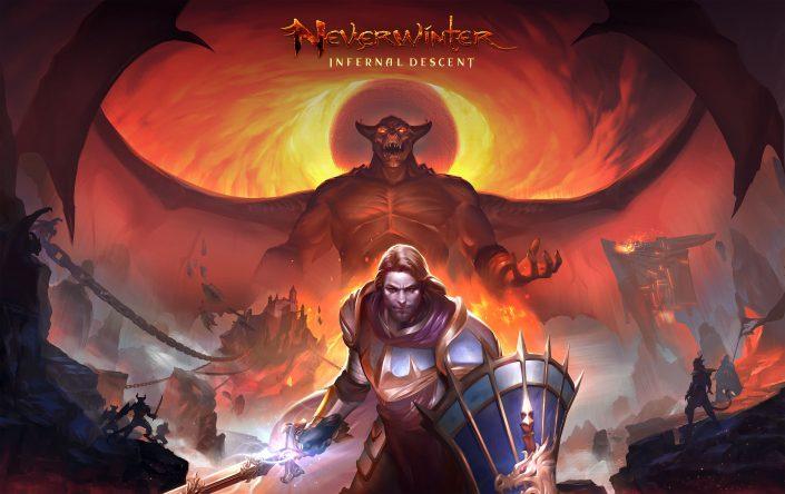 Neverwinter Infernal Descent: Konsolen-Version für Xbox One und PS4 veröffentlicht