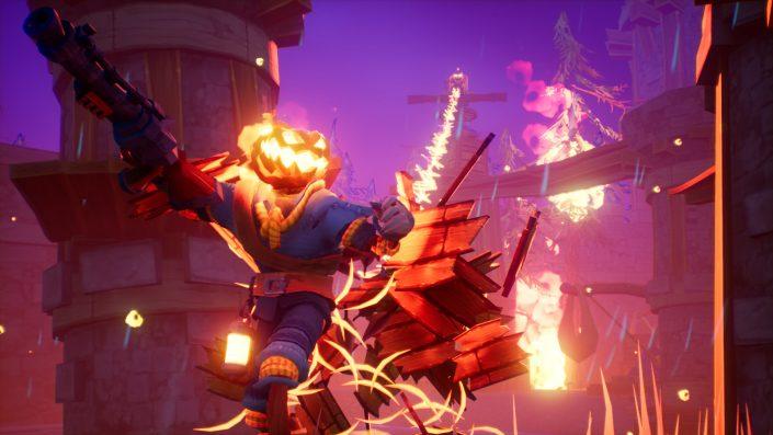 Pumpkin Jack: Spielt als Kürbislord – Headup kündigt neuen 3D-Plattformer an