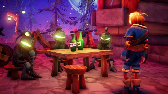 Pumpkin Jack: Plattformer für die PS4 veröffentlicht – Der Trailer zum Launch