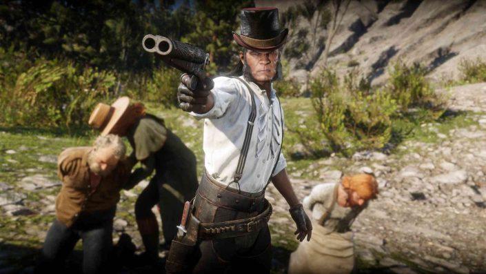 Red Dead Redemption 2: Neuer Patch 1.19 veröffentlicht